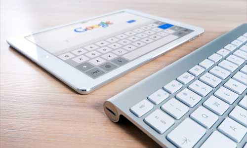 SEO and Marketing Campaigns Match Made in Google tablet google - SEO and Marketing Campaigns - Match Made in Google